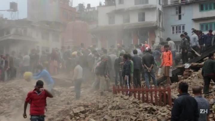 Brasileiro relata esforço para deixar o Nepal após terremoto