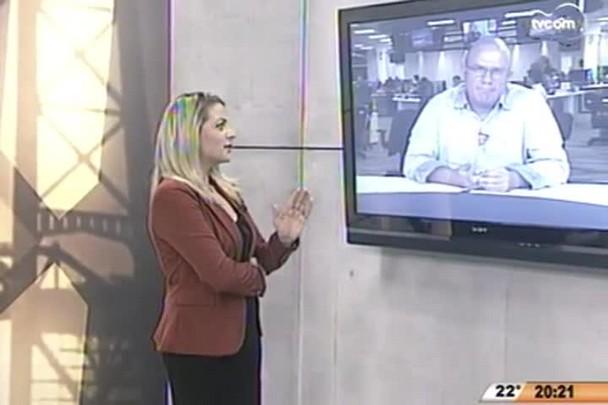 TVCOM 20 Horas - Suplente de Luiz Henrique, Dalírio Beber toma posse no Senado - 19.05.15