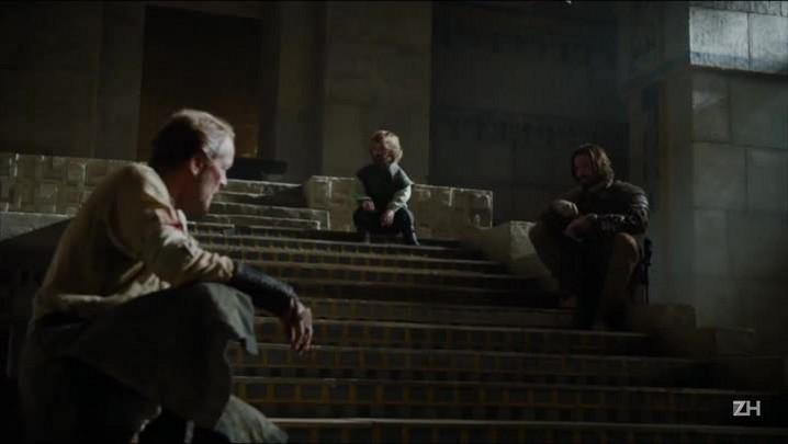O que rolou em Game of Thrones 5X10