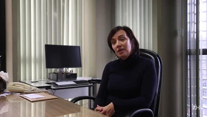 Rede de proteção: Sonáli Cruz Zluhan