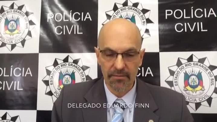 Delegado fala sobre operação que prendeu quadrilha de tráfico de armas