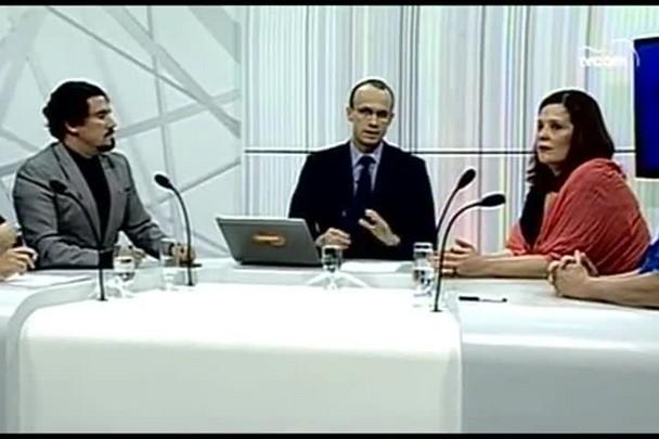TVCOM Conversas Cruzadas. 3º Bloco. 30.10.15