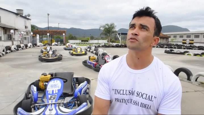 Informar e transformar: cadeirante Denilson Souza vem atraindo novos desportistas em Santa Maria