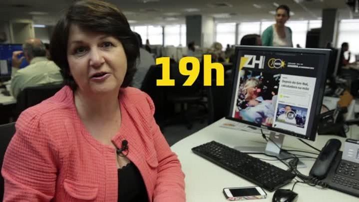 Rosane de Oliveira apresenta novo ZH Noite