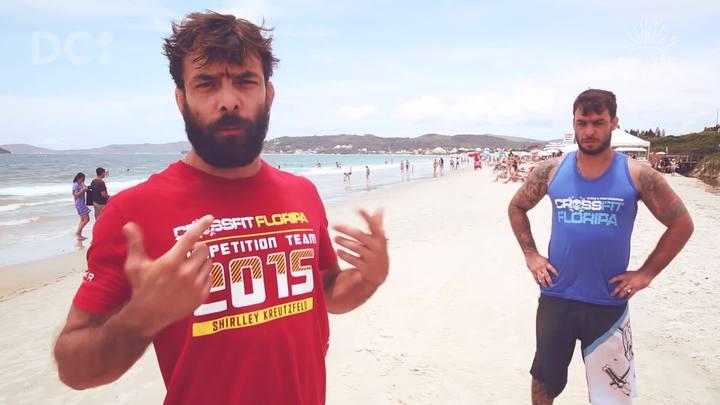 Como Faz de Verão: três exercícios para você fazer na beira da praia