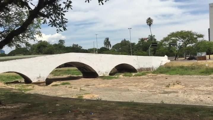 Restauro da Ponte de Pedra e Monumento aos Açorianos