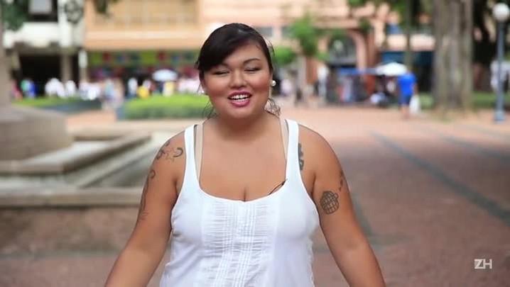 Pessoas de Porto Alegre: Kelly Yumi Yoshida