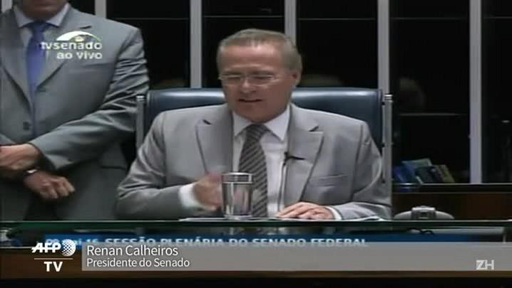 Renan sobre decisão de Maranhão: 'brincadeira com a democracia'
