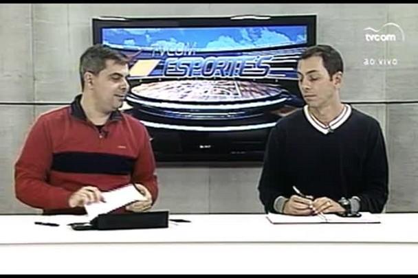 TVCOM Esportes. 1º Bloco. 27.05.16
