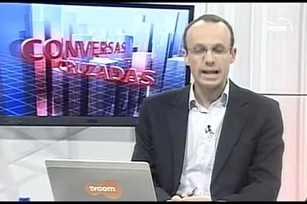 TVCOM Conversas Cruzadas. 2º Bloco. 30.06.16