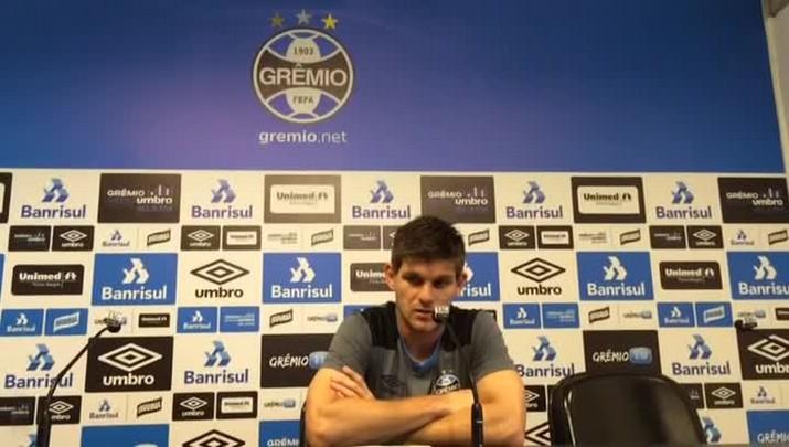 Kannemann comenta adaptação no Grêmio