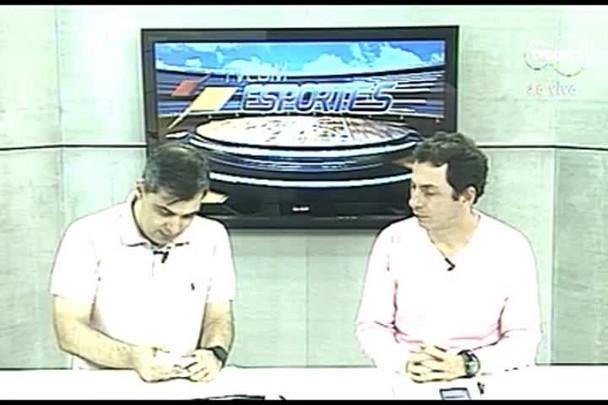TVCOM Esportes. 3º Bloco. 20.09.16