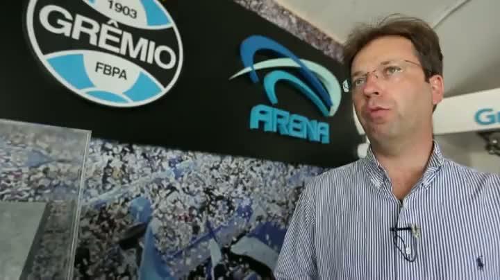 Eduardo Antonini garante que Arena estará pronta para inauguração