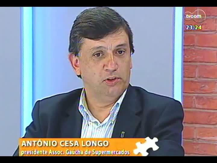 Mãos e Mentes - Antônio Cesa Longo - Bloco 3