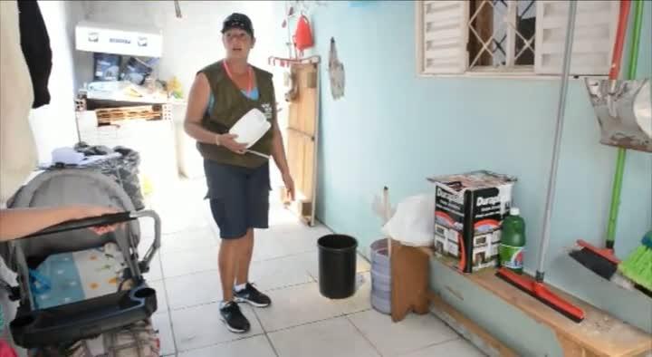 Agente de saúde fala sobre prevenção da Dengue