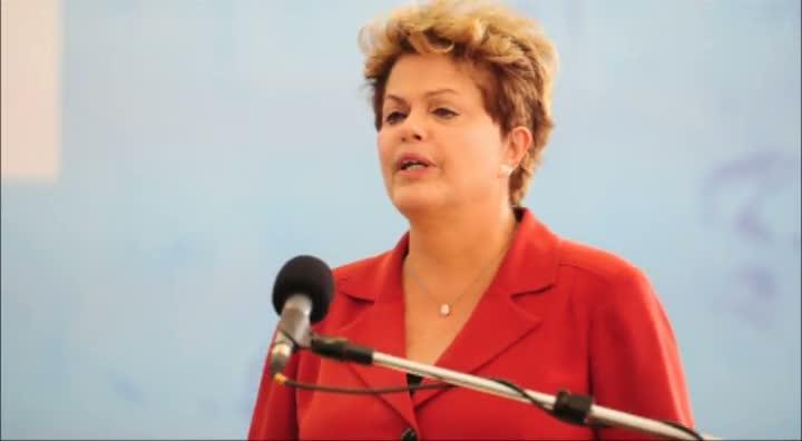 Dilma Rousseff projeta política para 2013