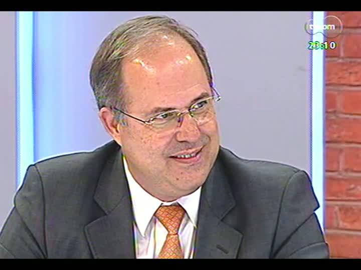 Mãos e Mentes - Presidente da Associação Brasileira de Carvão Mineral, Fernando Luiz Zancan - Bloco 2 - 07/04/2013