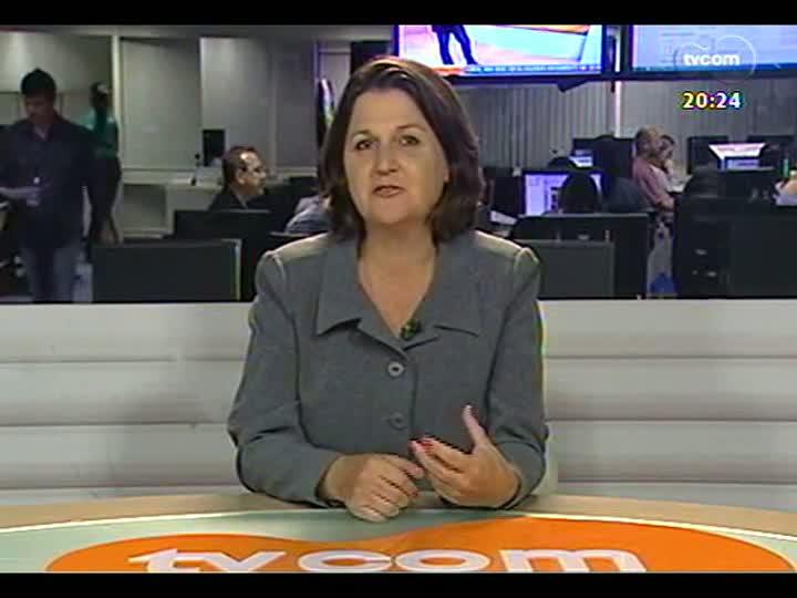 TVCOM 20 Horas - Rodovia do Progresso pode virar realidade - Bloco 3 - 09/04/2013