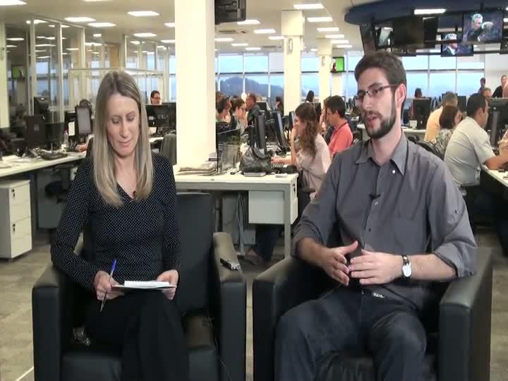 Estela Entrevista com o economista da Fecomércio, Maurício Mulinari