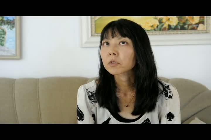 Yumiko Possamai deixou o Japão para viver seu grande amor na cidade de Joinville