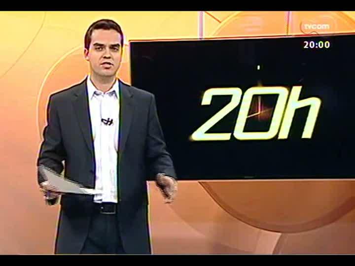 TVCOM 20 Horas - Presidente da Assembleia Legislativa do RS explica a decisão de divulgar salários com os nomes dos servidores - Bloco 1 - 21/05/2013