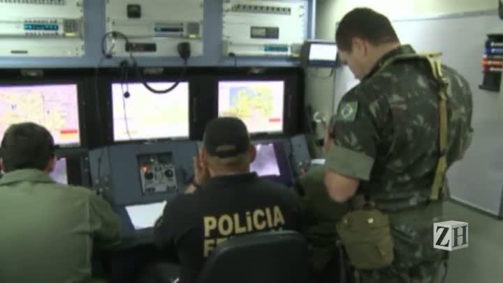 Operação Ágata coloca militares na fronteira do sul do país