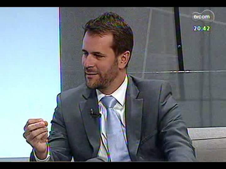 TVCOM Tudo Mais - Por que pagamos tantos impostos no Brasil?