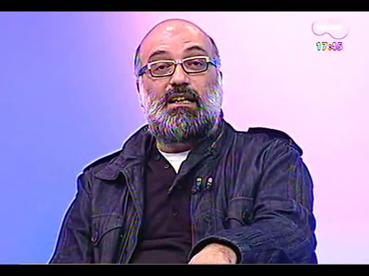 Programa do Roger - Jards Macalé e o diretor Eryk Rocha falam sobre \'Jards\', o documentário que trata da obra do músico - bloco 1 - 17/06/2013