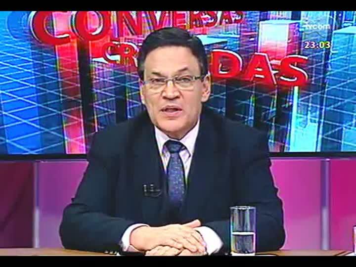 Conversas Cruzadas - Debate sobre o projeto de lei do PT que propõe estatização do transporte coletivo de Porto Alegre - Bloco 4 - 05/07/2013