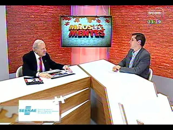Mãos e Mentes - Presidente da Ospa e cirurgião cardiovascular, Ivo Nesralla - Bloco 3 - 18/08/2013