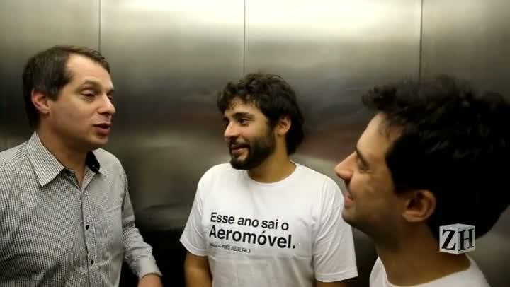 Conversa de Elevador: coisas que Porto Alegre fala no elevador