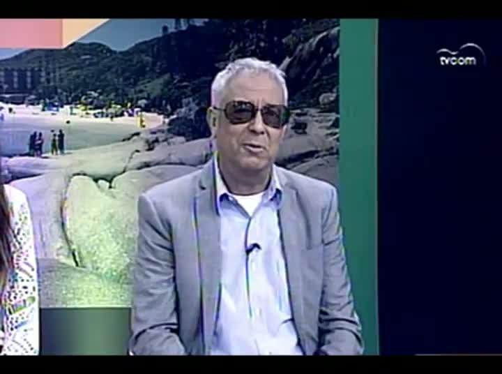 De Tudo Um Pouco - Exposição Europa no Guardanapo e Entrevista com Cesar Souza Junior.. - 4º Bloco – 01/09/2013