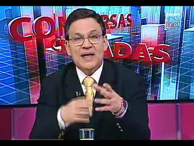 Conversas Cruzadas - Debate sobre o projeto de revitalização da orla do Gauíba - Bloco 1 - 16/10/2013