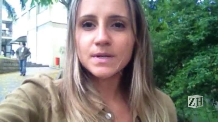 Repórter Enem Débora Ely conta como foi o segundo dia de provas
