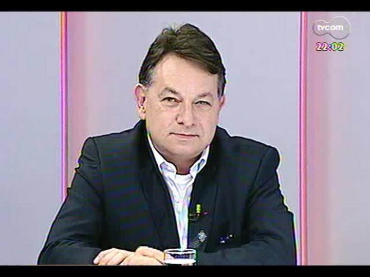 Conversas Cruzadas - Porto Alegre saberá receber adequadamente turistas e atletas durante a Copa do Mundo? - Bloco 1 - 28/10/2013