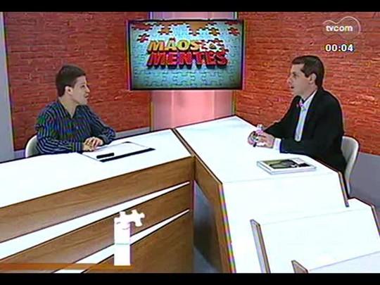 Mãos e Mentes - Médico do esporte Ricardo Stein - Bloco 3 - 27/11/2013