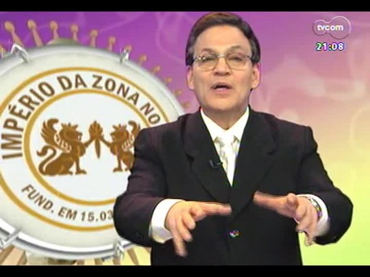 Carnaval 2014 - Mostra de Samba Enredo - Império da Zona Norte
