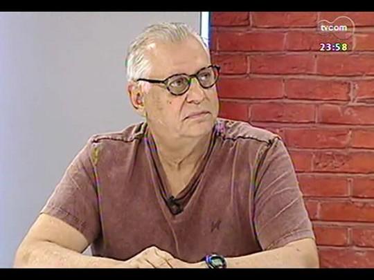 Mãos e Mentes - Secretário executivo da Agência Brasileira Antidoping Eduardo de Rose - Bloco 3 - 08/01/2014