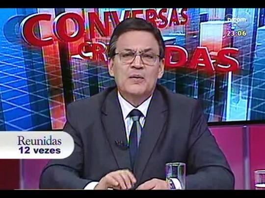 Conversas Cruzadas - Debate sobre o direito de greve nos serviços públicos - Bloco 4 - 31/01/2014