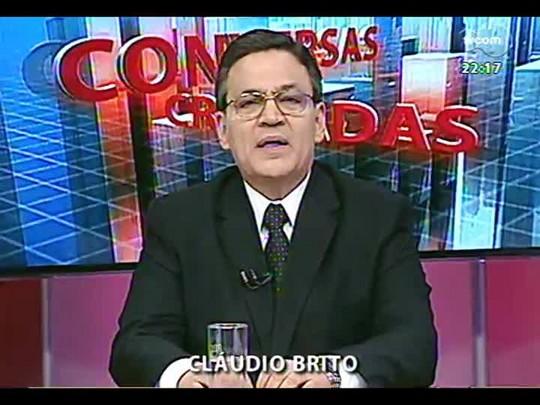 Conversas Cruzadas - Debate sobre o projeto de lei que proíbe cidadãos de usar máscaras - Bloco 1 - 20/02/2014