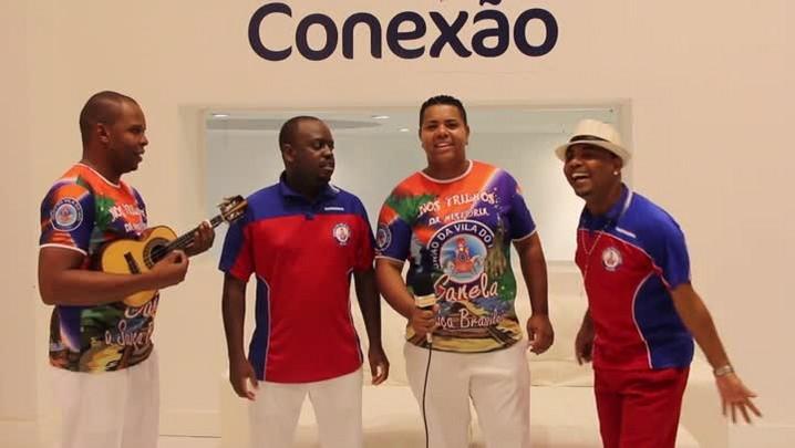 Samba-enredo da União da Vila do IAPI para o Carnaval 2014. 25/02/2014