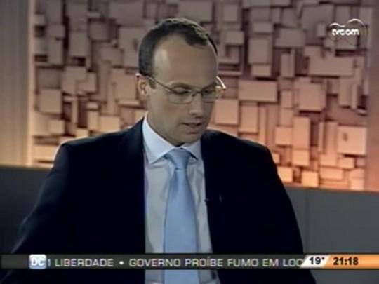 TVCOM Entrevista - Tiago Silva - Bloco2 - 31.05.14