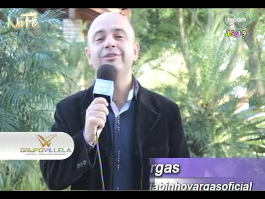 Na Fé - Clipes de música gospel e bate-papo com Talles Roberto - 08/06/2014 - bloco 2