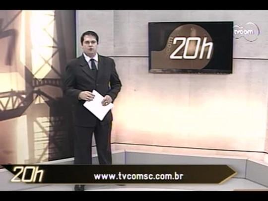 TVCOM 20 Horas - Mais um capítulo da novela Ponte Hercílio Luz - Bloco 3 - 27/06/14