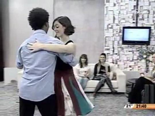 TVCOM Tudo+ - Aula de Dança - 01.08.14
