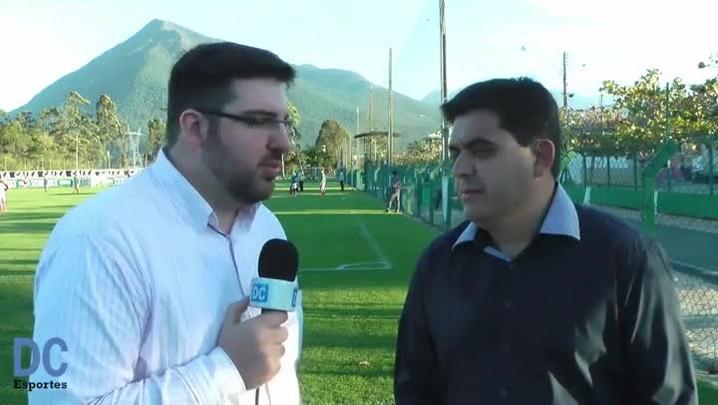 DC Esportes em Pauta: Análise do treino do Figueirense e a contratação de Marcão