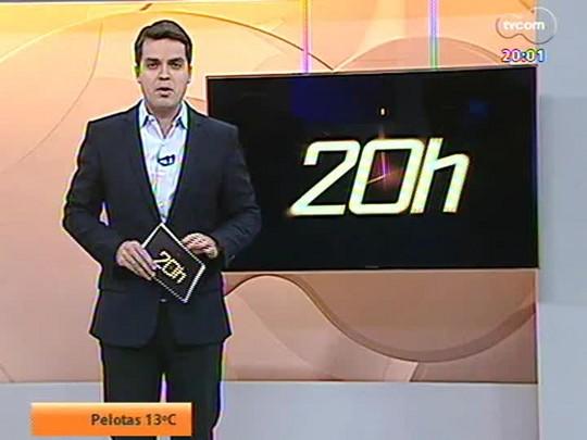 TVCOM 20 Horas - Entrevista com o candidato a governador João Carlos Rodrigues (PMN) - Bloco 1 - 08/08/2014