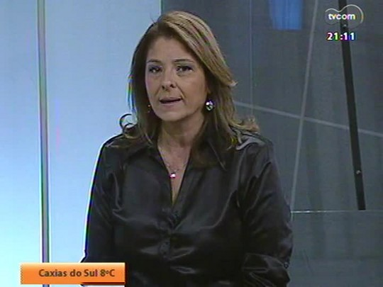 TVCOM Tudo Mais - Eleone Prestes fala sobre as novidades trazidas pela Casa Cor 2014 em Porto Alegre