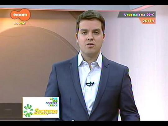 TVCOM 20 Horas - Confira o balanço do quinto dia de Expointer - Bloco 2 - 03/09/2014