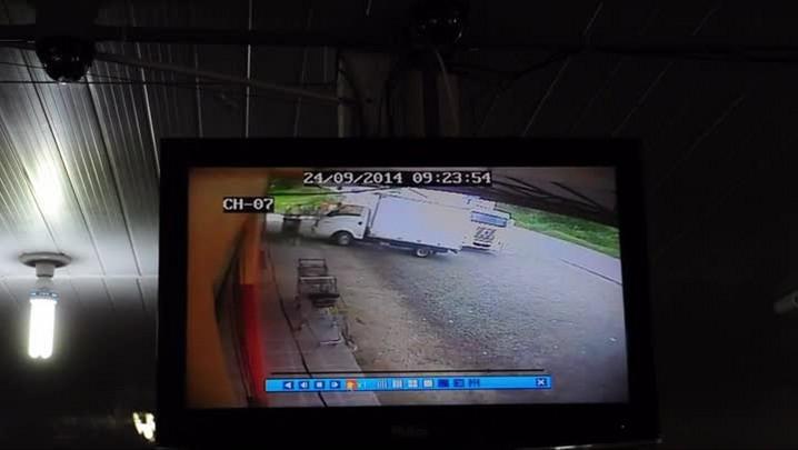 Oito pessoas ficam feridas em acidente de trânsito em Araquari